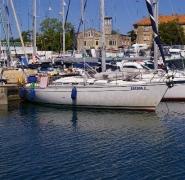 Nasz port żeglarski w Chorwacji