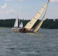 Obozy żeglarskie na Mazurach