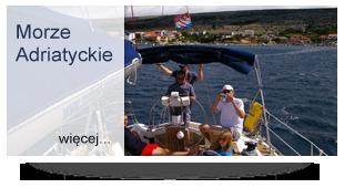 Rejsy żeglarskie w Chorwacji