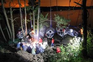 obozy żeglarskie na Mazurach dla dorosłych i studentów