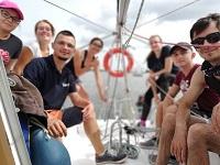 rejs szkoleniowy na Mazurach - jachty 7,5 m bez uprawnień