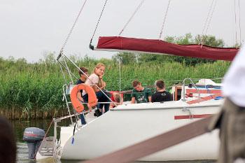 bezpieczne żeglarstwo