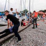 Sygnały wzywania pomocy skuteczne na Mazurach