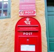 Zabytkowa poczta nad Bałtykiem