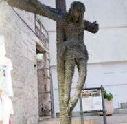 Chrystus ukrzyżowany Chorwacja