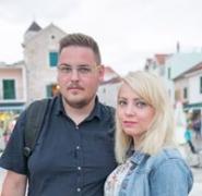 Para w Chorwacji