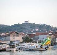 Przystań w Chorwacji