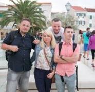 Zwiedzanie Chorwacji