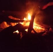 zabawy przy ognisku na Mazurach