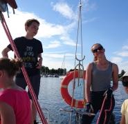 żeglarski obóz dla dzieci 2017