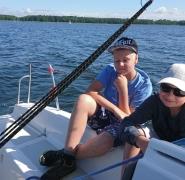 szkolenia żeglarskie dla dzieci na Mazurach