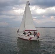 nauka żeglarstwa obóz żeglarski na Mazurach