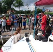obóz żeglarski dla dzieci przygotowania