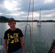 wakacyjny obóz żeglarski dla dzieci