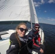majówka żeglarska dla młodzieży