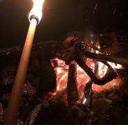 ognisko szanty