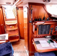 wnętrze jachtu