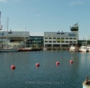 port żeglarski bałtyk