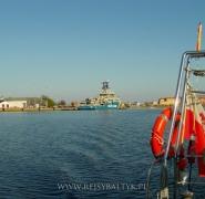 widok morza bałtyckiego w 2014 roku