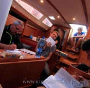 nauka żeglarstwa na Bałtyku