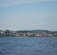 widok na bornholm