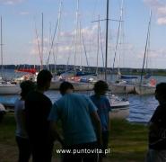 Wakacje żeglarskie na Mazurach