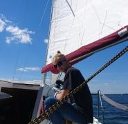kolonie żeglarskie na Mazurach 2017