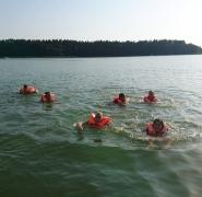 obóz żeglarski rozrywki dla dzieci