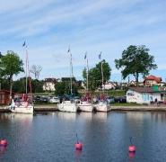 start obozu żeglarskiego na Mazurach 2017