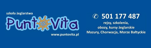 rejsy, szkolenia i obozy żeglarskie Puntovita