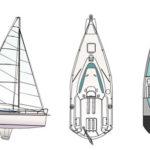 Jachty żaglowe Antila 27, 26, 24, Laguna 730,  Twister 800N i Tango 780 Sport