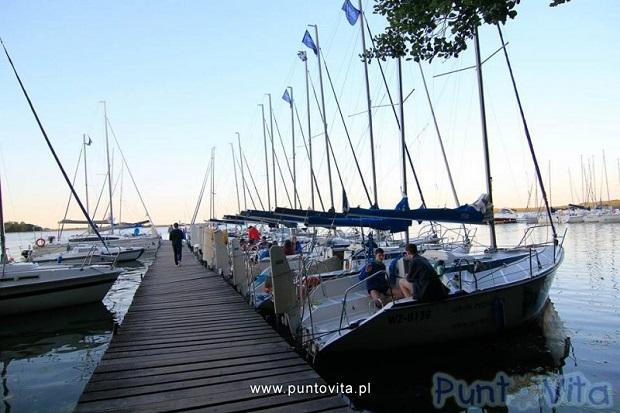 rejsy żeglarskie - jachty PuntoVita