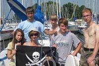rejs żeglarski dla młodzieży szkolnej - wycieczka Mazury