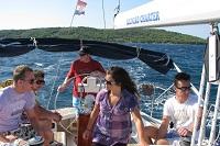 turystyczno stażowe rejsy żeglarskie dla młodziezy na Adriatyku w Chorwacji