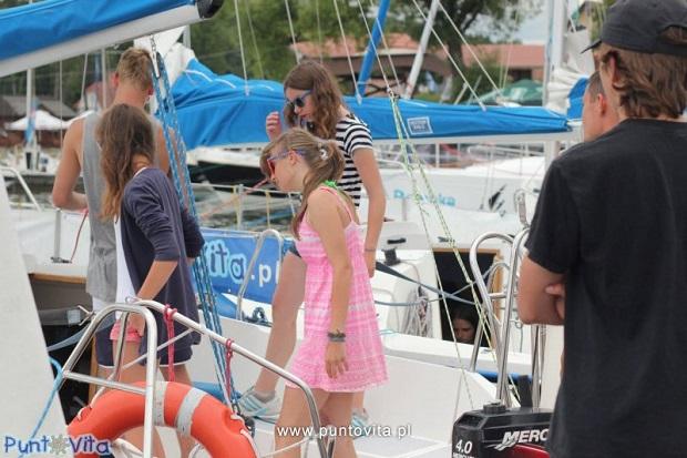 kolonie żeglarskie dla dzieci