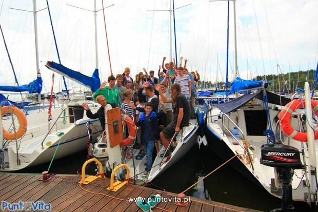 kursy jachting Szkoła Żeglarstwa PuntoVita