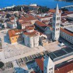 Trasa rejsu żeglarskiego w Chorwacji: Zadar-Krk-Zadar