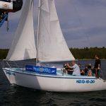 Rejsy szkoleniowe z patentem żeglarskim dla dorosłych i studentów na Mazurach 7 dni