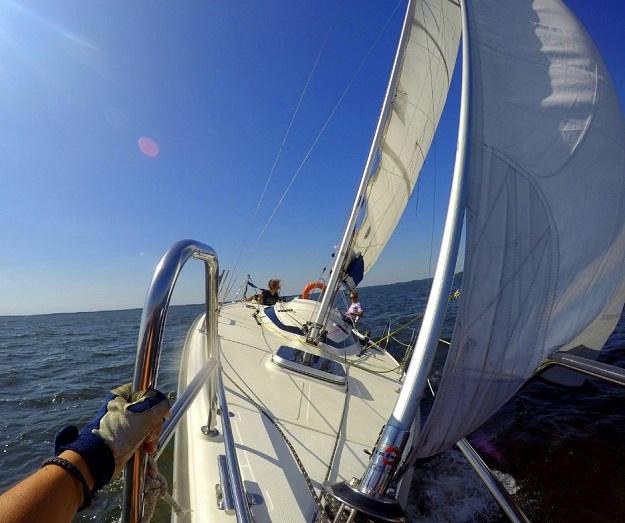 Weekendowy kurs żeglarski z patentem