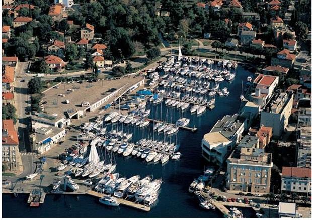 Zadar w Chorwacji - nasz port