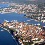 Trasa rejsu żeglarskiego: Zadar – Split – Zadar