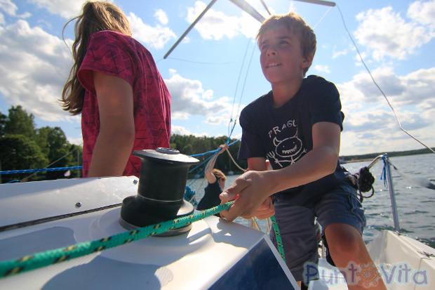 żeglarskie wycieczki szkolne