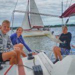 Żeglarskie wycieczki turystyczne dla szkół na Mazurach