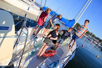 o czym pamiętać wybierając się na obóz żeglarski