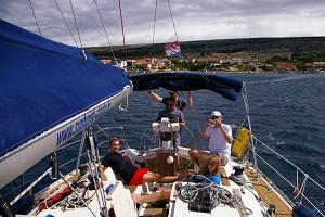 żeglarskie rejsy firmowe