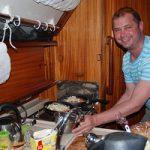 Gotuj z Neptunem, czyli jak wygląda gotowanie na jachcie?