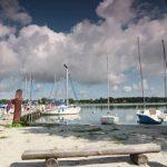 O trzech wyspach na Mazurach w kontekście żeglarskim