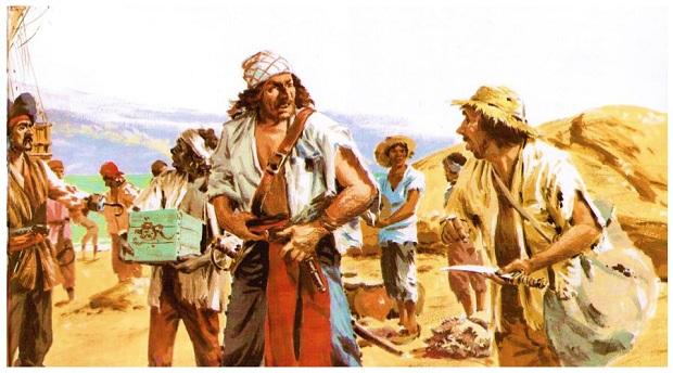 Bukanierzy - karaibscy piraci