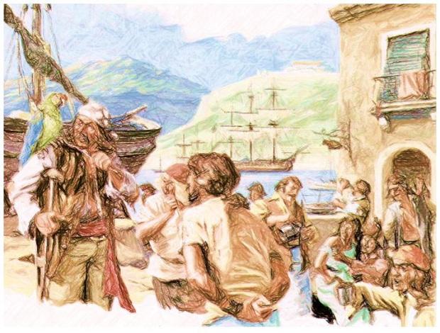piraci z jamajki