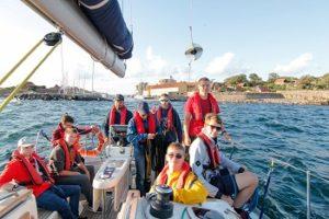 rejsy szkoleniowe po Morzu Bałtyckim